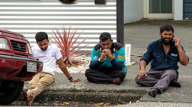 Yeni Zelanda'da iki camiye silahlı saldırı.