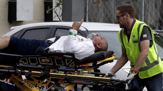 حادثة نيوزيلندا Picture: هجوم إرهابي مسلح على مسجدين في نيوزيلندا وسقوط عشرات