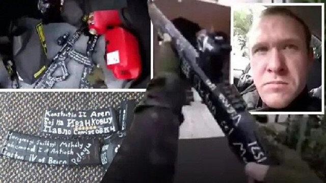 هجوم إرهابي مسلح على مسجدين في نيوزيلندا