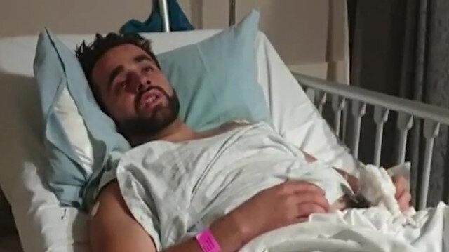 Yeni Zelandadaki cami saldırısından kurtulan Türk o anları anlattı