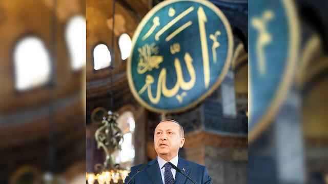 En büyük hedef Erdoğan