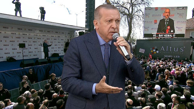 Terörün kaynağı İslam dünyası diyen Kılıçdaroğluna çok sert tepki