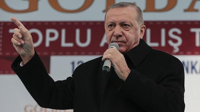 Erdoğan'dan Netanyahu'ya: Oğlunun kulağını çek