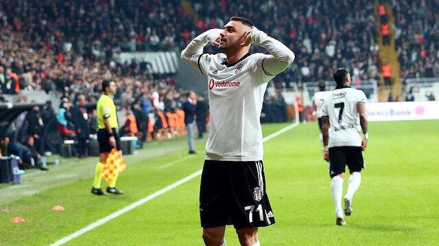 Beşiktaş-Göztepe: 1-0