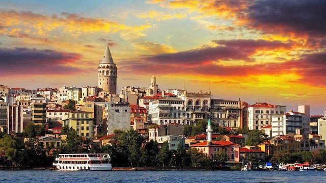İstanbul güneşli hava