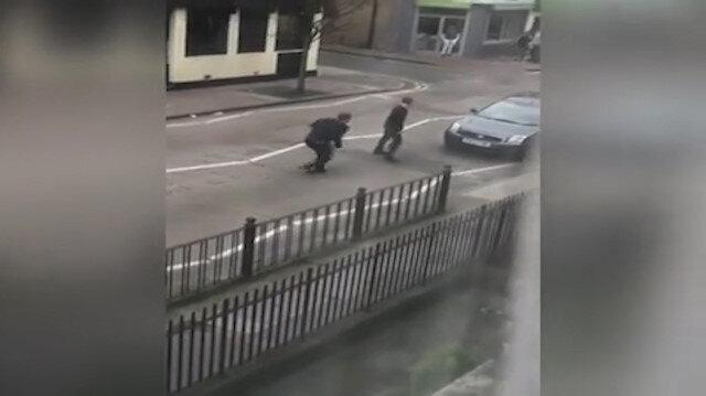 Londrada Müslüman gruba ırkçı saldırı