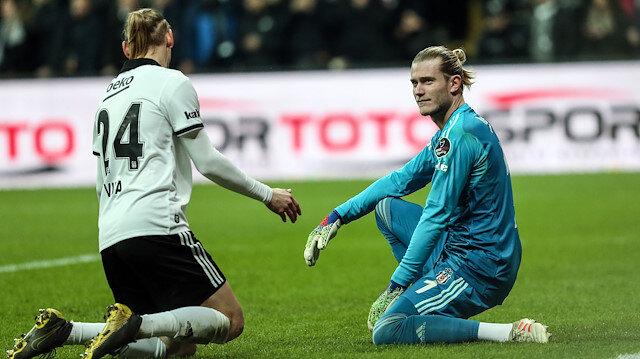 Karius, Konyaspor maçındaki performansı nedeniyle taraftarlar tarafından ıslıklanmıştı.