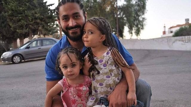 Saldırıda kızı 3 kendisi 4 kurşunla vuruldu