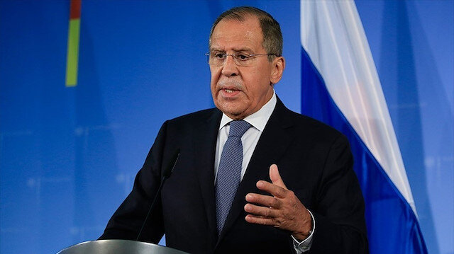 Rusya Dışişleri Bakanı Lavrov