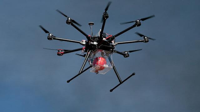 Orman yangınlarını otonom drone haber verecek