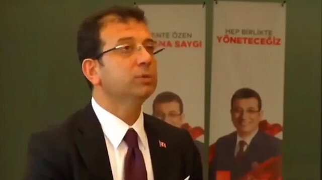 İmamoğlu, CHP-HDP ittifakını itiraf etti