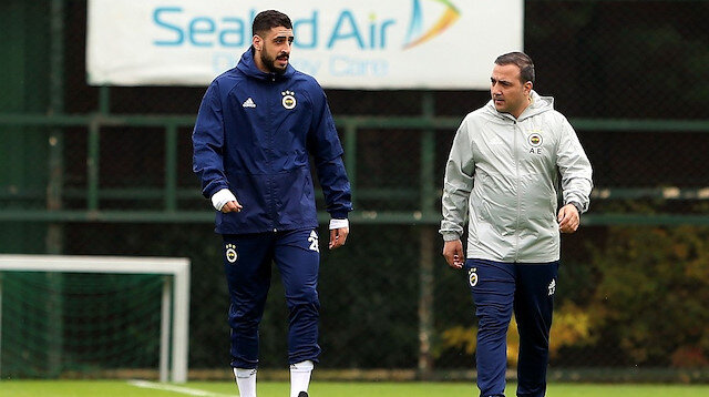 Tolga Ciğerci Fenerbahçe'de hiçbir maçta forma giyemedi.