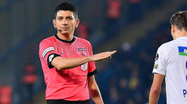 Kayserispor'dan Başakşehir'in penaltısına tepki