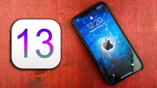 iOS 13 güncellemesinin Beta versiyonu Haziran ayında tanıtılacak.