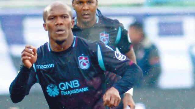 Trabzonspor Nwakaeme ile kaybetmiyor