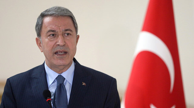 Akar: Türkiye'nin kontrolünde bir güvenli bölge şart