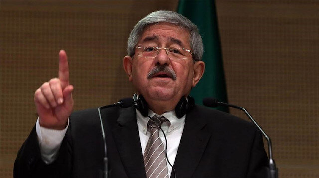 Ex-Algeria premier urges 'response' to popular demands
