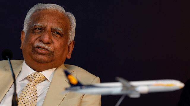 Jet Airways chairman tells pilots he needs more time to finalise rescue deal
