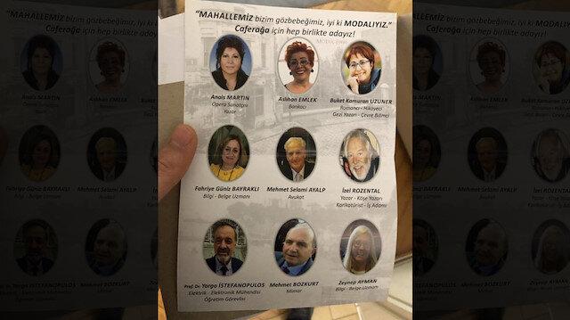 Türkiye'nin konuştuğu seçim broşürü