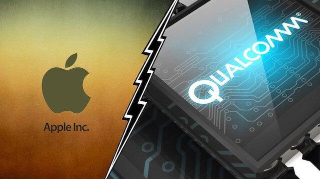 Qualcommm Apple'dan tazminat kazandı