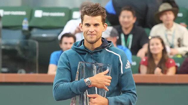Tennis: Thiem beats Federer to win Indian Wells