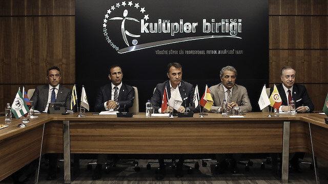 Akhisarspor Kulüpler Birliği toplantısına katılmadı