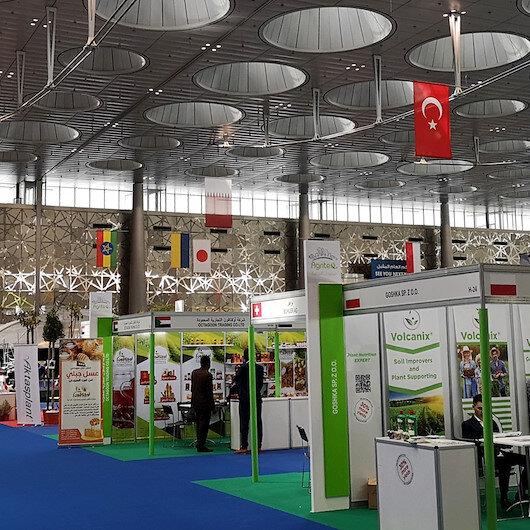 انطلاق معرض قطر الزراعي الدولي بمشاركة تركية واسعة