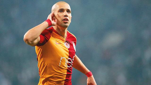 Galatasaray inat etti
