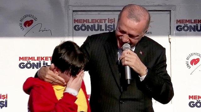 Erdoğan: Biraz sonra beni de ağlatacaksınız