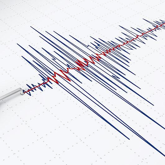 Amasya'da 3.7 büyüklüğünde deprem