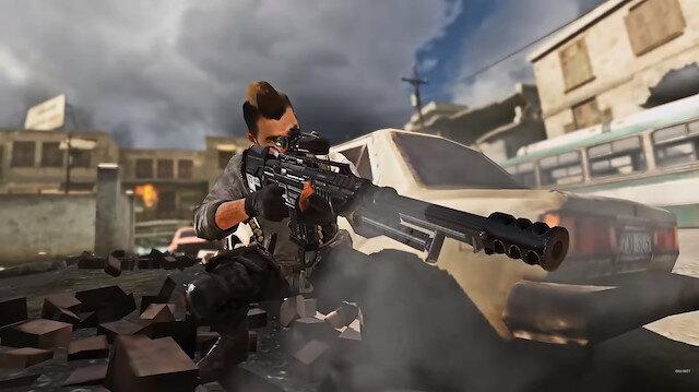 Call of Duty: Mobile oyun içi görseli.