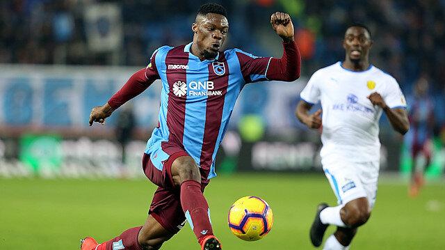 Caleb Ekuban Trabzonspor'da yeniden doğdu