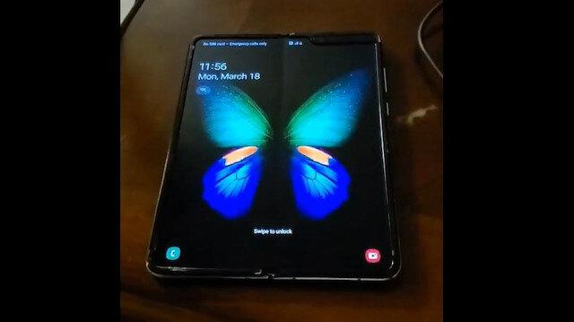 Samsungun katlanabilir cihazı hayal kırıklığı yaşattı