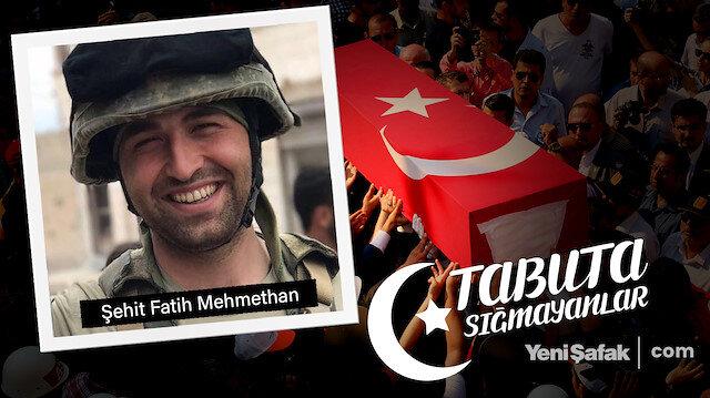 Tabuta Sığmayanlar: Şehit Fatih Mehmethan (46. Bölüm)