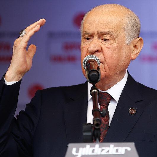 'Cumhur İttifakıherkesin ortak paydası'
