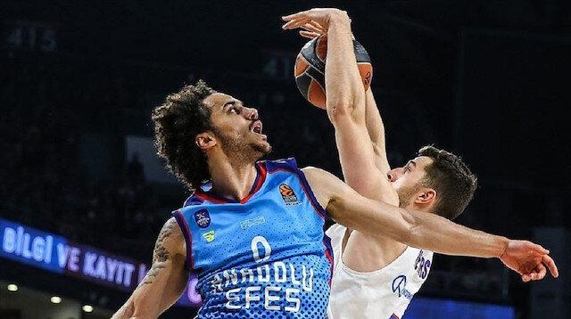 EuroLeague: CSKA Moscow beat Anadolu Efes