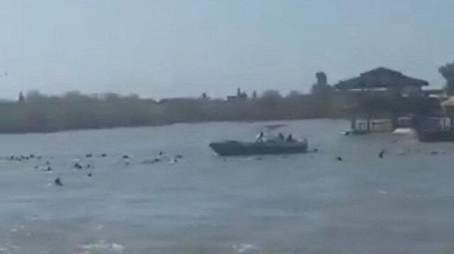 Dicle Nehrin'nde feribot battı: 40 ölü