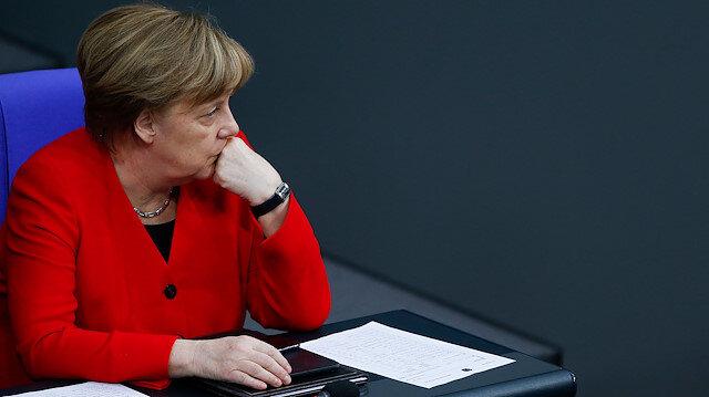 Merkel'den