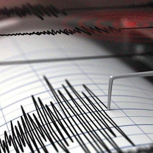 Malatya'da sabah peş peşe korkutan depremler