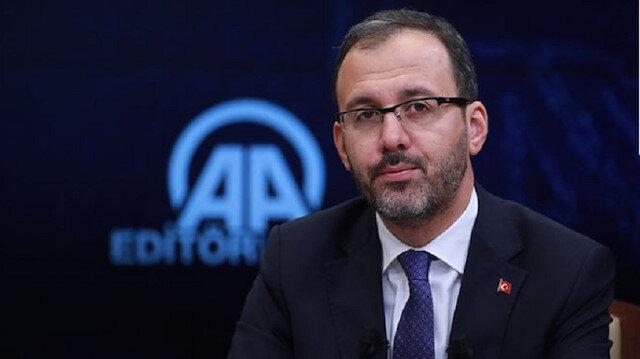 Bakan Kasapoğlu'ndan 'yabancı sınırı' açıklaması