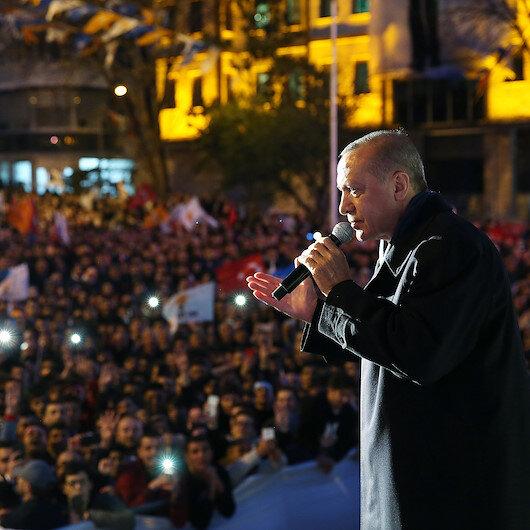 Erdoğan: DEAŞ neyse Avrupa'da yükselen İslam düşmanlığı da aynıdır