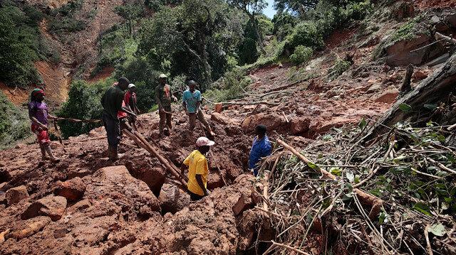 Zimbabve'de hortum: 145 cesede daha ulaşıldı