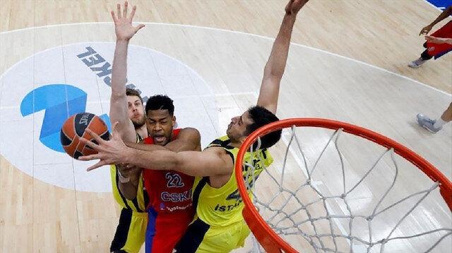 EuroLeague: CSKA Moscow topple Fenerbahce Beko