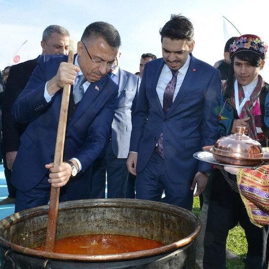 YTB Nevruz kutlamaları coşkuyla gerçekleşti