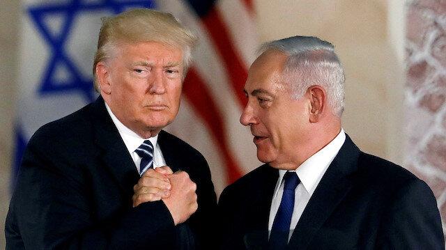 Trump Golan belgesini imzalayacak