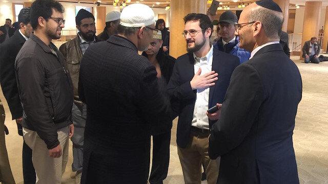 New York'taki sinagog, kapılarını Müslümanların cuma namazına açtı