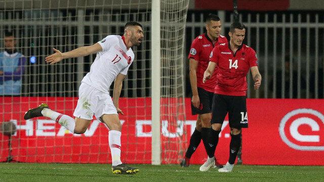 Burak Yılmaz A Milli Takım formasıyla 24 gol atma başarısı gösterdi.