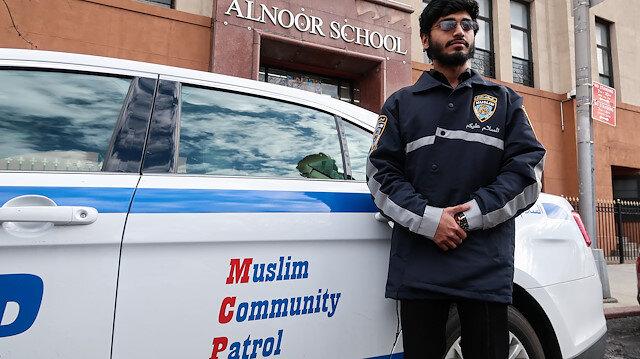 New York'ta Müslüman Toplum Devriyesi göreve başladı