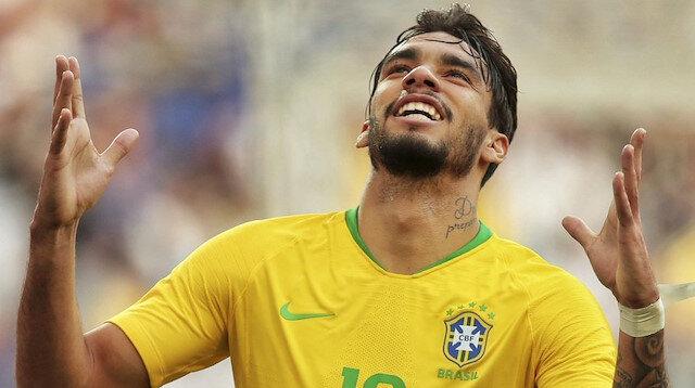 Brezilya'nın yeni 10 numarası Paqueta göz doldurdu