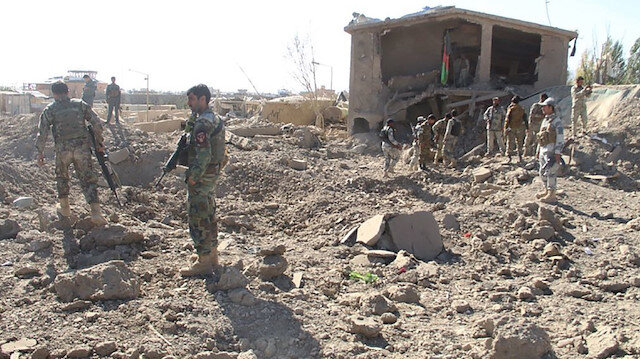 ABD'nin Afganistan'daki hava saldırısında 14 sivil öldü